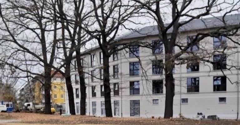 Altenpflegeheim  Dresden