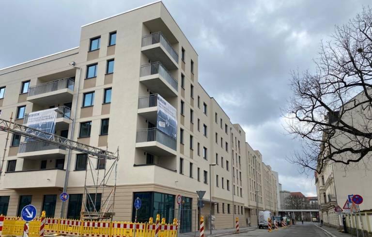 Gebäude-Ensemble Littstraße Leipzig